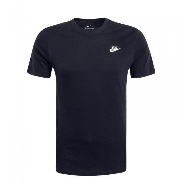 2293db5810c200 schwarzes Herren T-Shirt von Nike online kaufen