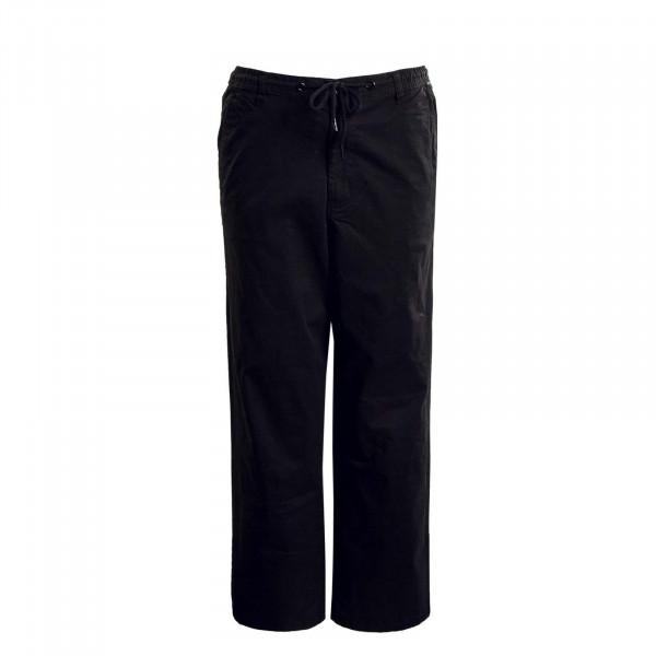 Damen Hose - Reflex LW Loose Chino - Black