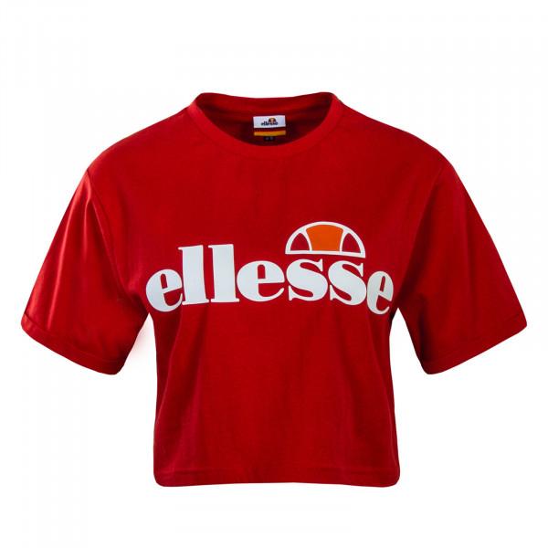 Damen T-Shirt Alberta Red