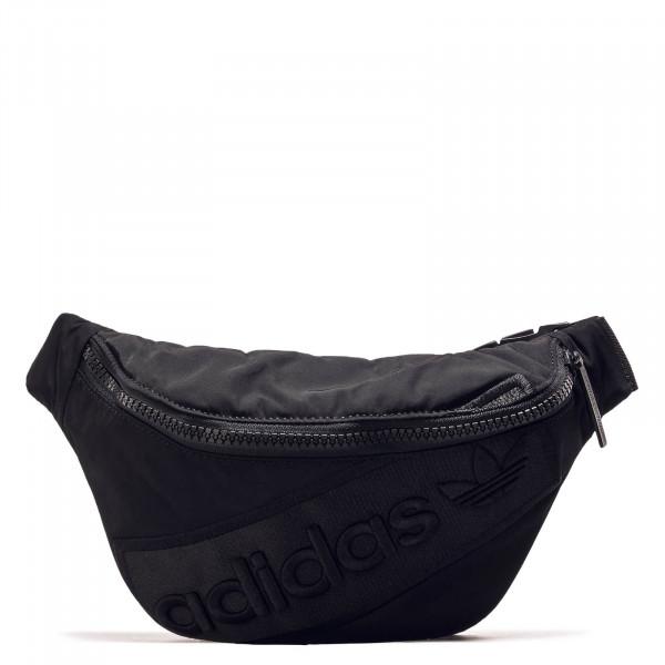 Hip Bag Funny Black Black