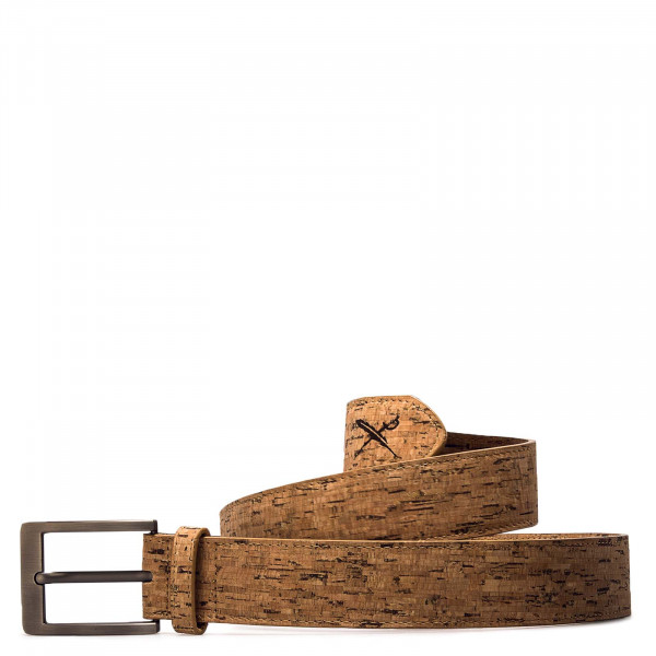 Gürtel Iriedaily Cork Flag Wood