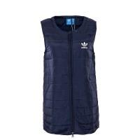 Adidas Wmn Vest BG Long Navy