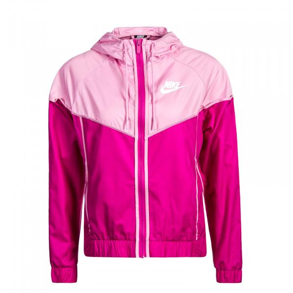 Damen Jacke NSW Windrunner Rosa Pink