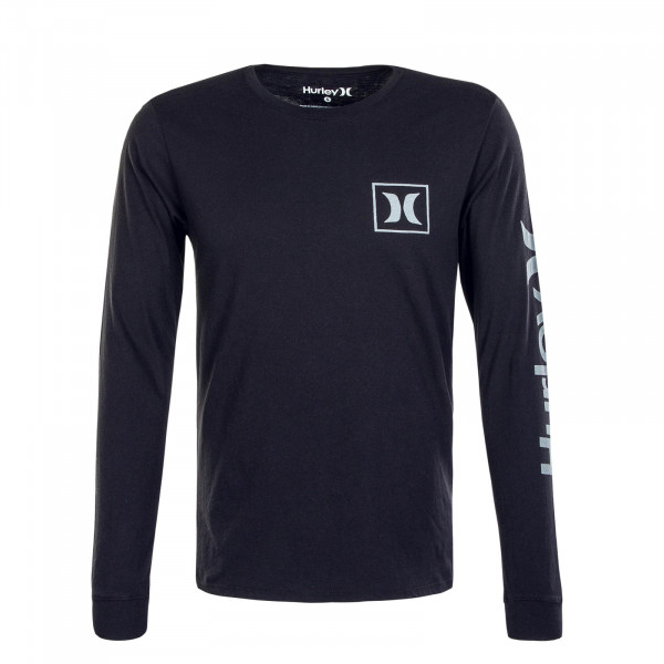 Herren Sweatshirt One & Only Icon LS Black