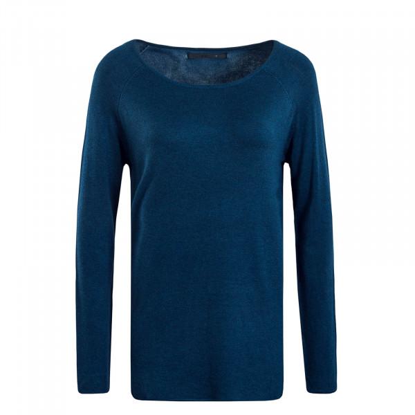 Damen Pullover Mila Lacy Gibraltar Sea Blue