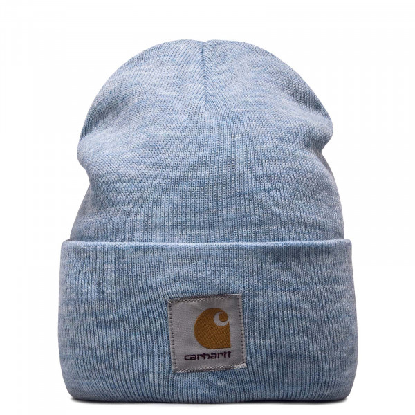 Beanie Acrylic Watch Frosted Blue Heather