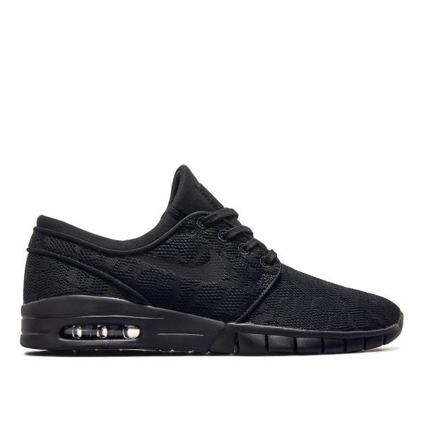 Nike SB Stefan Janoski Max Black Black