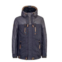 Naketano Parka Dule Savic Dark Blue