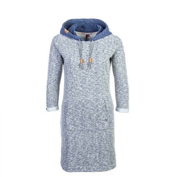 Ragwear Dress Bess Indigo Melange
