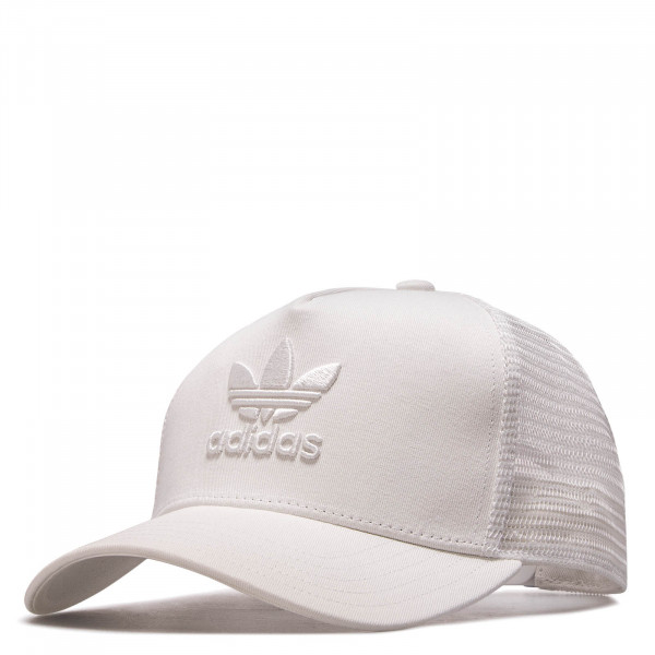 Cap Trucker White