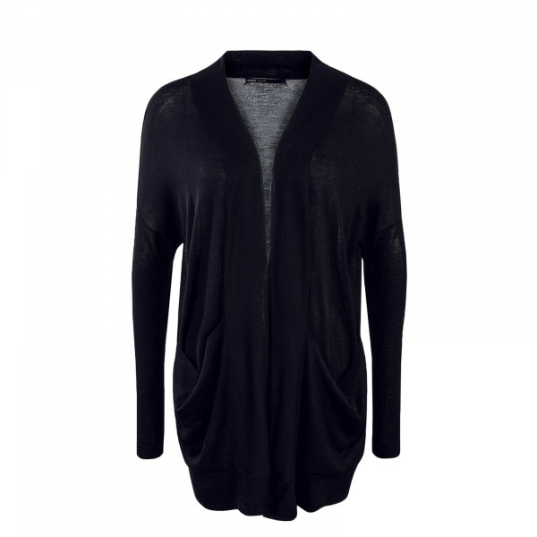 Cardigan Knit Josephine Black
