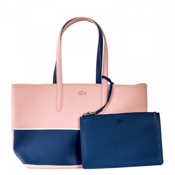 Lacoste Shopping Bag Rose Navy