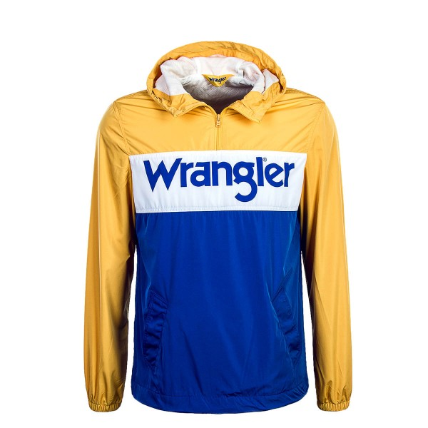 Wrangler Windbreaker Paul Pop Amber Yell