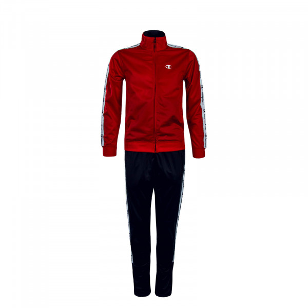 Champion Tracksuit 888 Red Black