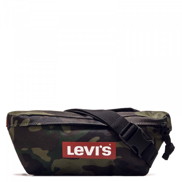 Hip Bag Banana Camouflage Olive