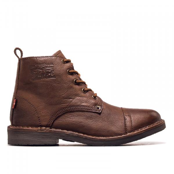 Herren Schuh Track Brown