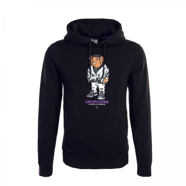 Cayler&Sons Hoody Purple Swag Black