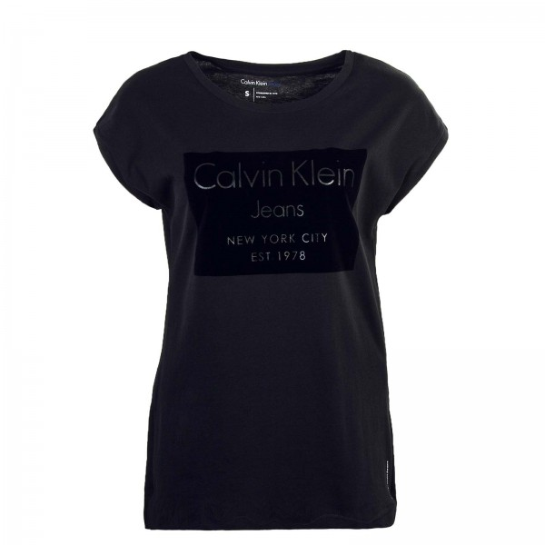 Calvin Klein Wmn Top Tika 22 Black Black