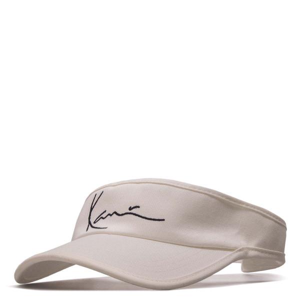Unisex Visor - Signature - White