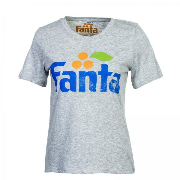 Only TS Fanta Light Grey