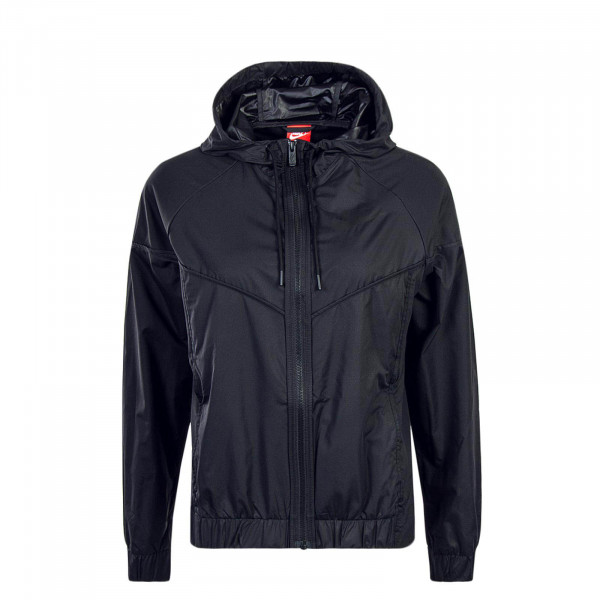Damen Jacke NSW Windrunner Black Black