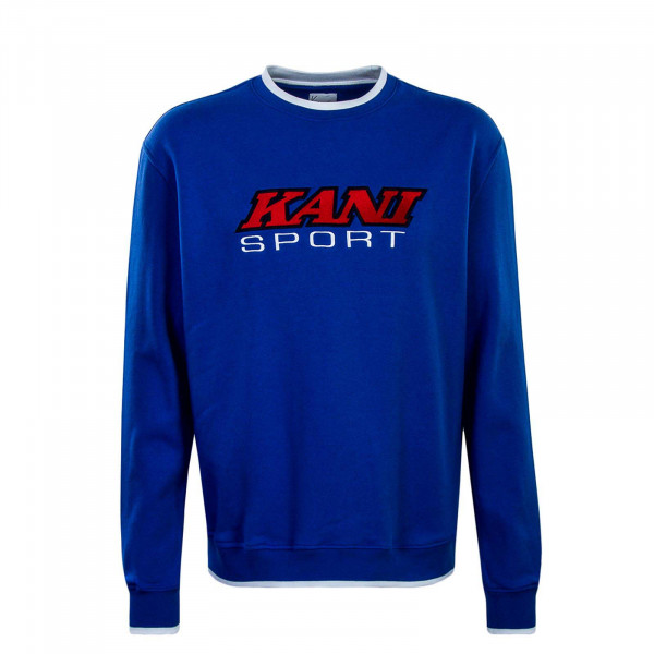 Kani Sweat Sport Blue Red