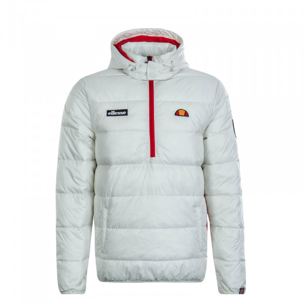 Herren Windbreaker Narni White Red