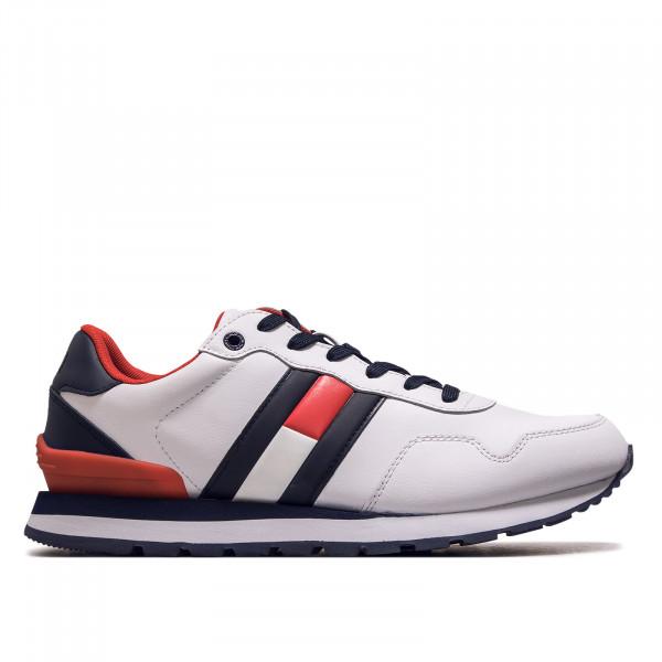 Herren Sneaker Lifestyle Lea Runner White