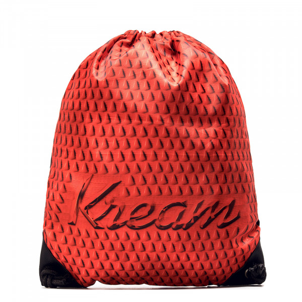 Kream Gymbag Ye Red Black
