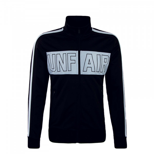Unfair Trainingjkt 090 Tracktop BlackWht