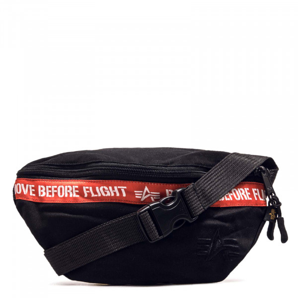 Hip Bag RBF Waistbag Black