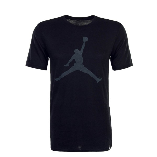 Nike Jordan TS Iconic Jumpman Black Grey
