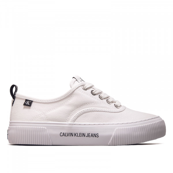 Damen Sneaker - Vulcanized Skate Oxford Co Bright - White