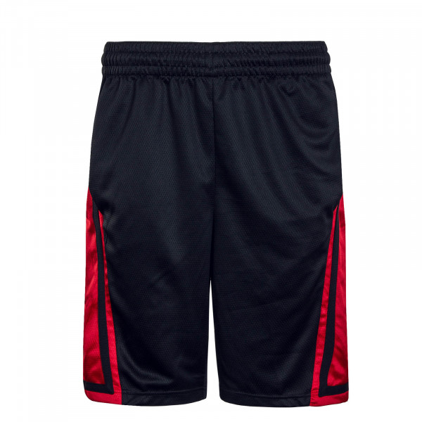 Herren Short Franchise Black Red