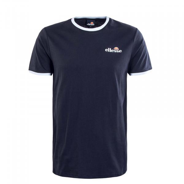 Herren T-Shirt - Meduno - Navy