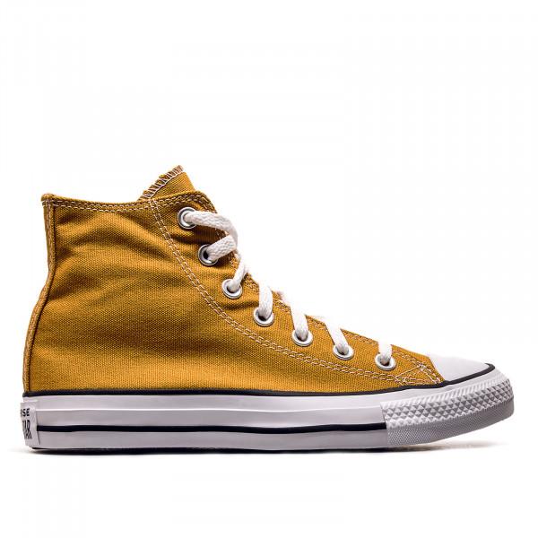 Damen Sneaker - CTAS HI Saffron - Yellow Pumpkin