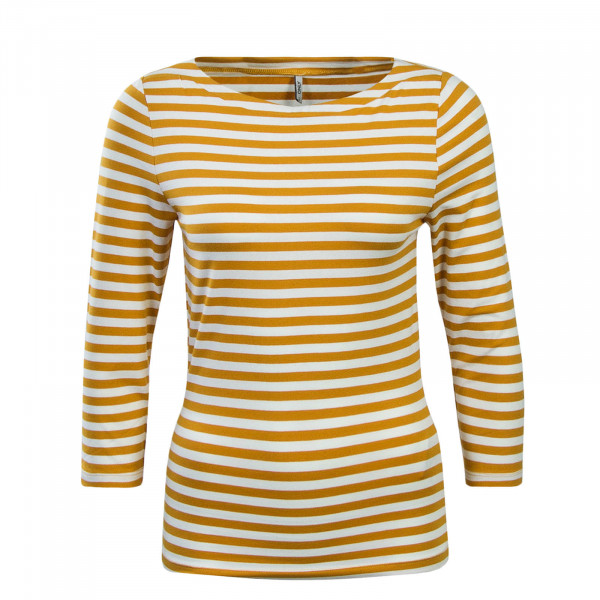 Only LS Fifi 3/4 Boatneck Beige Yellow