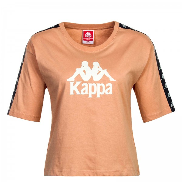 Kappa Wmn TS Tassima Dusty Coral