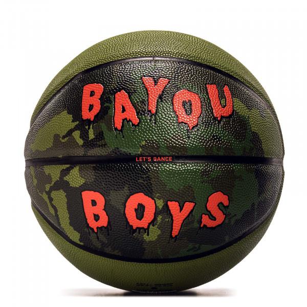 Basketball - Gr. 7 - Jordan All Court 8P Z Williamson - green