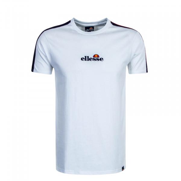 Herren T-Shirt Carcano White