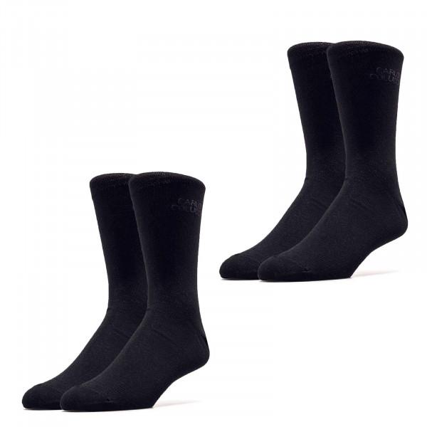 Socken 2er Pack Napoli 347 Black