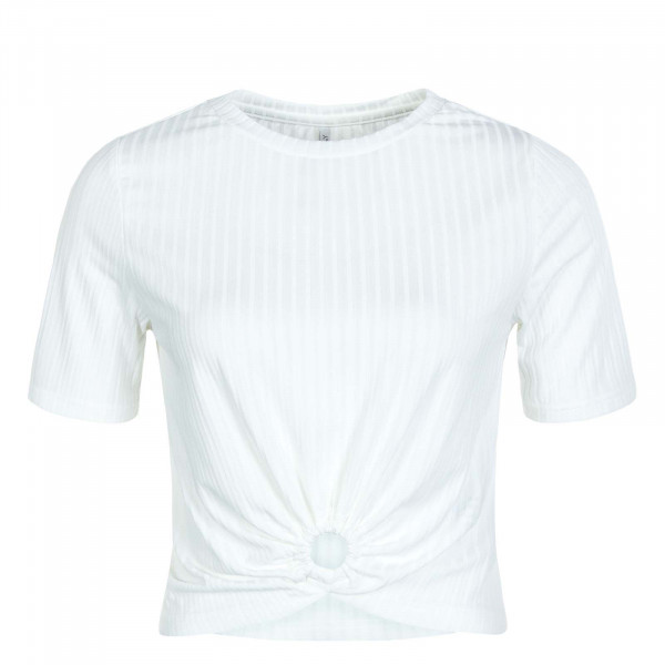 Damen T-Shirt Simone S/S O-Ring Cloud Dancer