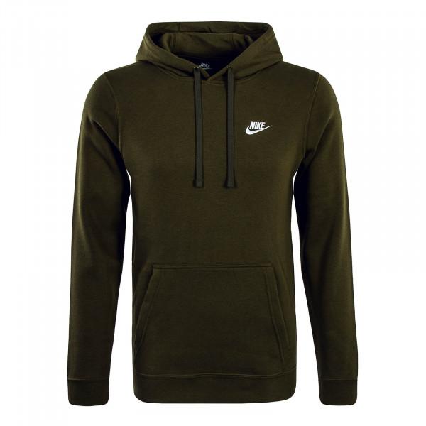 Nike Hoody NSW FLC Club Olive