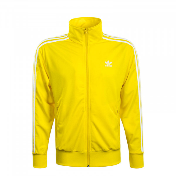 Herren Trainingsjacke Firebird Yellow White