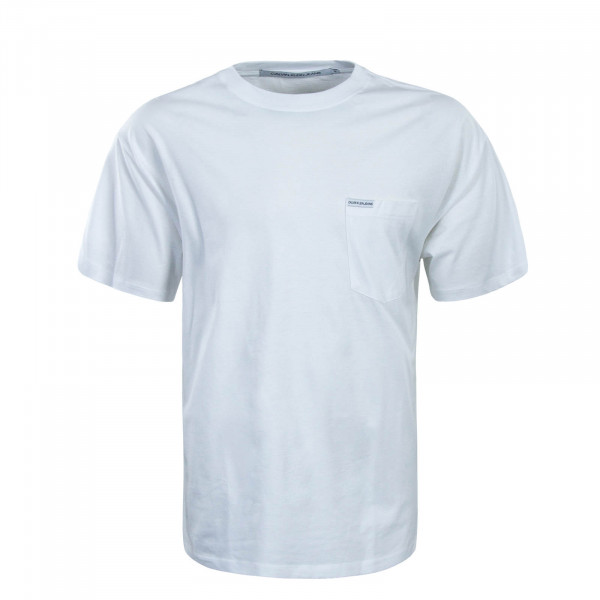 T-Shirt New Relaxed White