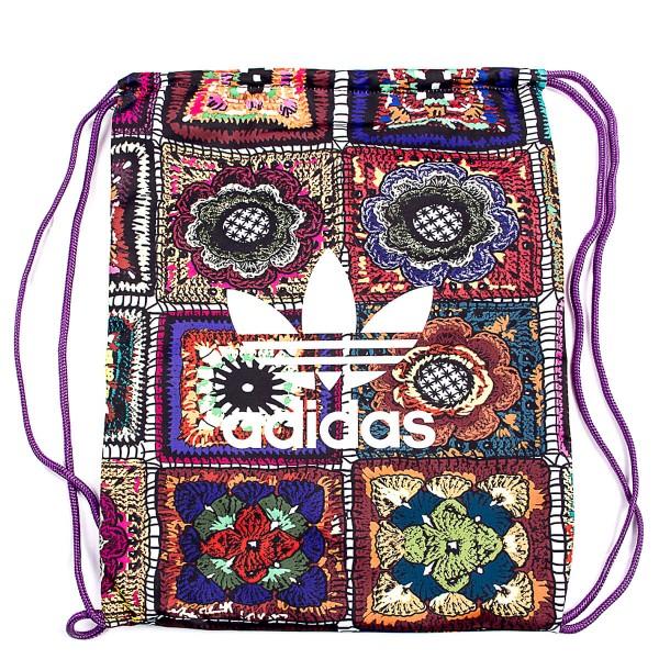 Adidas Gymbag  Crochita Multicolor