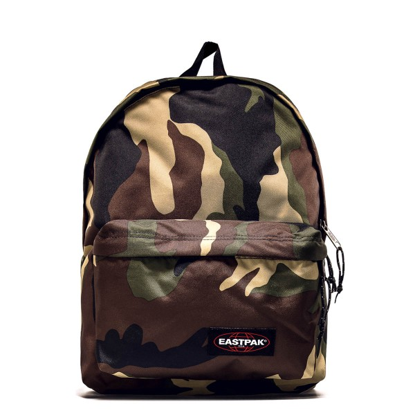 Eastpak Backpack Padded Pak Camo Olive