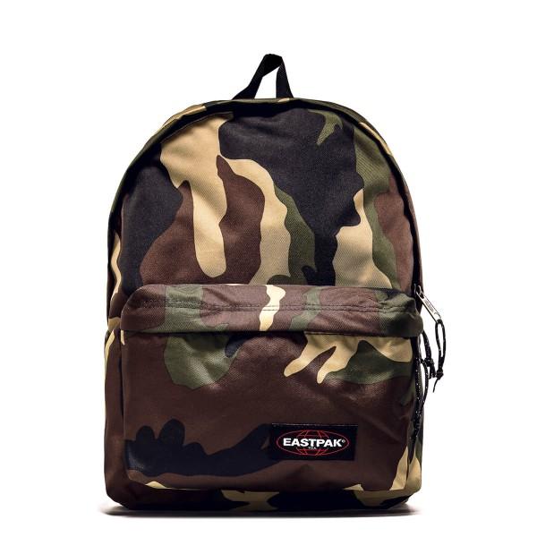 Eastpak Backpack Padded Pak Camo Olive