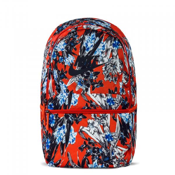 Nike Backpack Heritage Red Multi