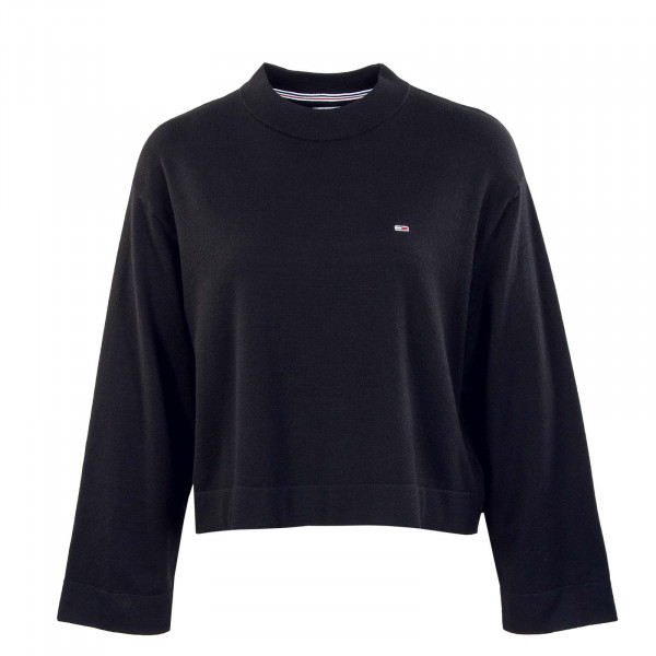 Damen Sweatshirt - Essential Sweater 9802 - Black